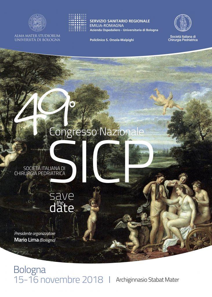 Congresso Nazionale S.I.C.P. Società Italiana Chirurgia Pediatrica Bologna 15-16 novembre 2018