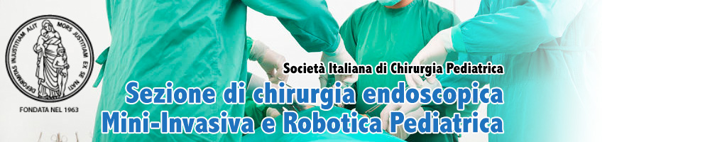 Sezione di chirurgia endoscopica Mini-Invasiva e Robotica Pediatrica